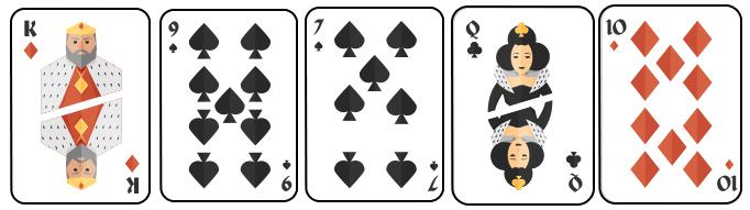 Lá bài lẻ