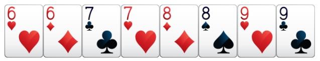 4 đôi thông