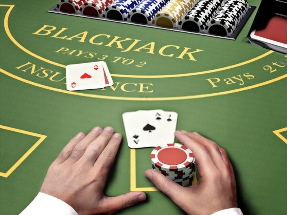Bài đổi thưởng blackjack