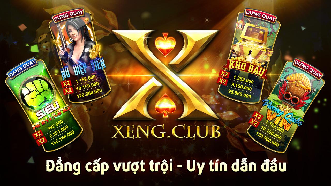 Cổng game Xèng club