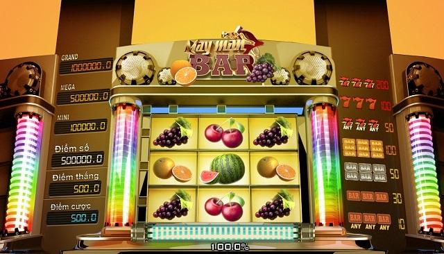 Game xèng hoa quả