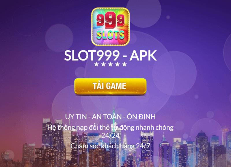 Tải Slot999 về máy