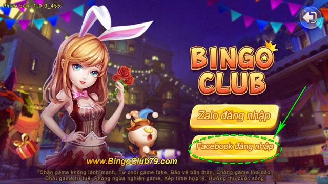 Cổng game Bingo Club