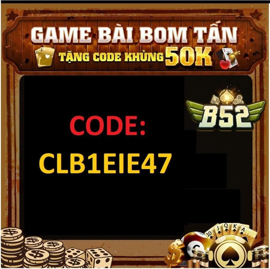 giftcode b52
