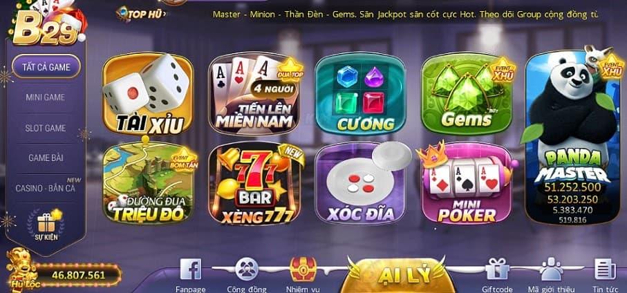 Game bài b29