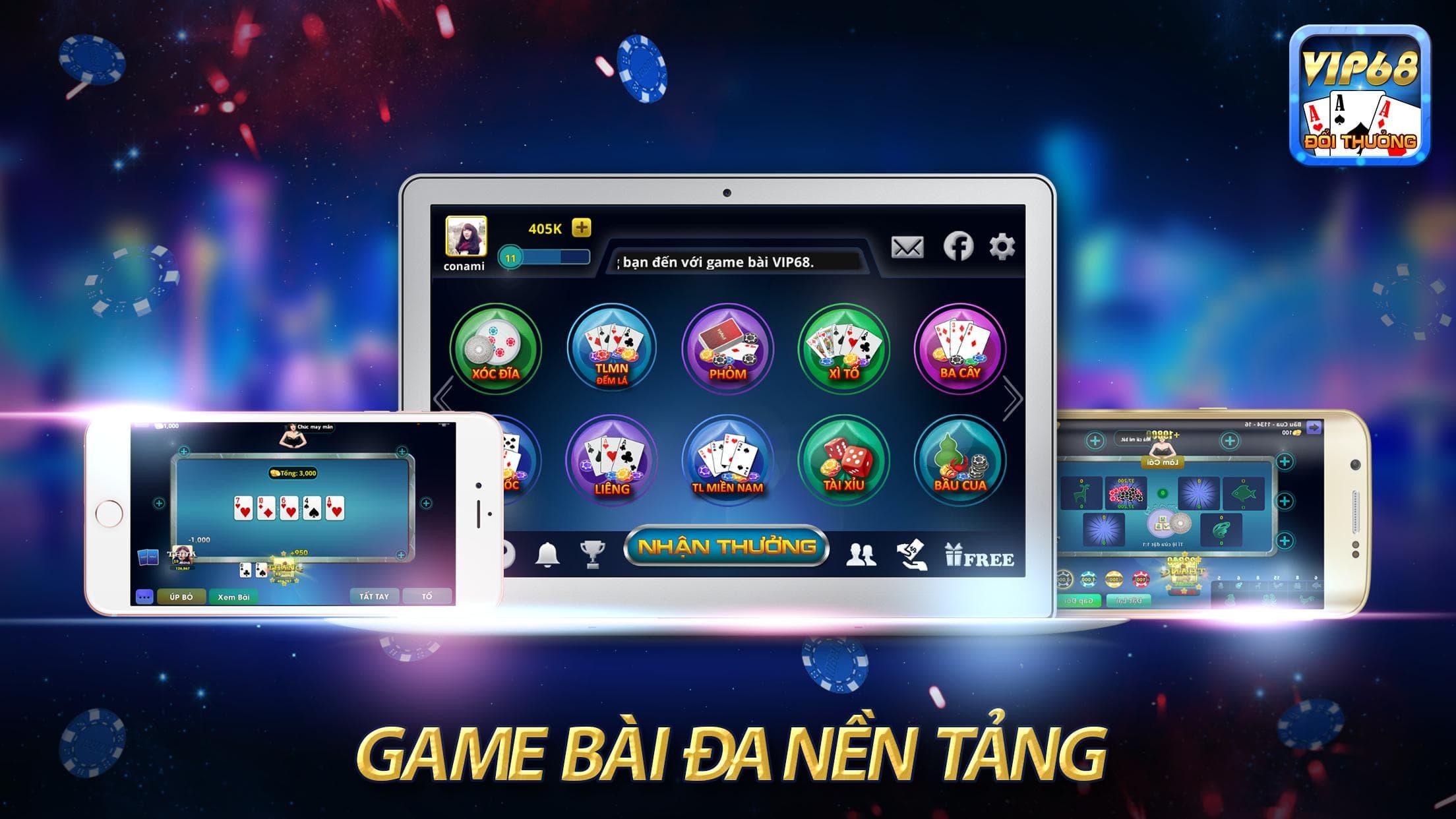 vip68 game bai doi thuong