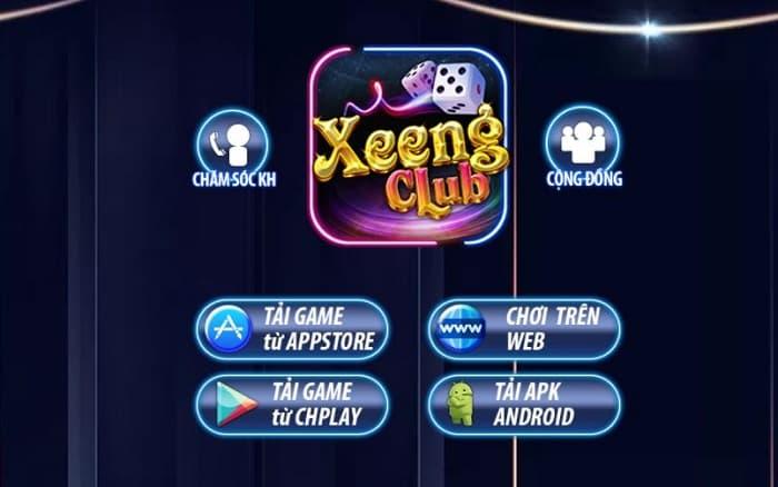 tải Xeeng club