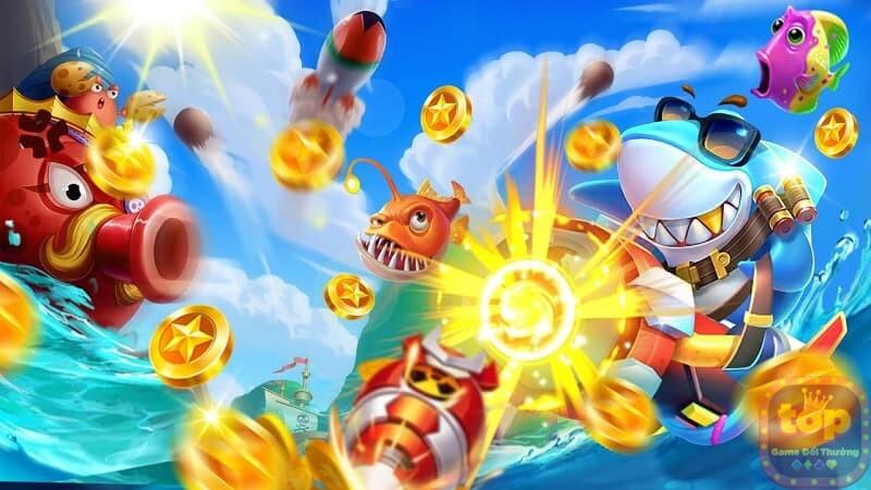 vua bắn cá 3d - cổng game giải trí
