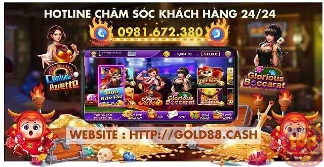 Gold88 Club | Tải Game Gold88.Cash cho APK/Android/iOS/PC