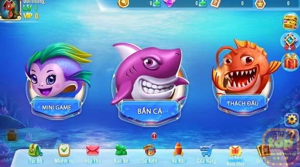 Vua Cá Việt - Tải APK/Android/iOS/PC mới nhất 2021