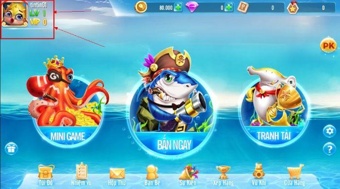 Cổng game bắn cá m8win